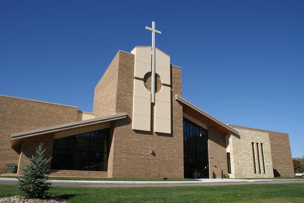 Algemene richtlijnen voor het bouwen van kerken